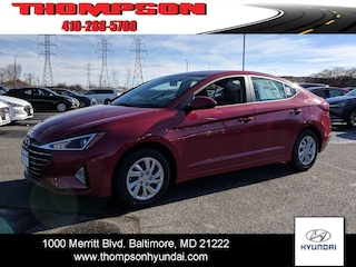 New 2019 Hyundai Elantra SE Sedan in Baltimore, MD