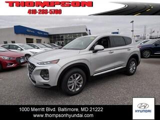 New 2019 Hyundai Santa Fe SE 2.4 SUV in Baltimore, MD