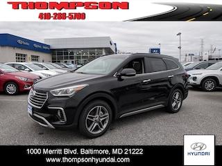 New 2019 Hyundai Santa Fe XL Limited Ultimate SUV in Baltimore, MD