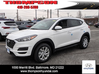 New 2019 Hyundai Tucson Value SUV in Baltimore, MD