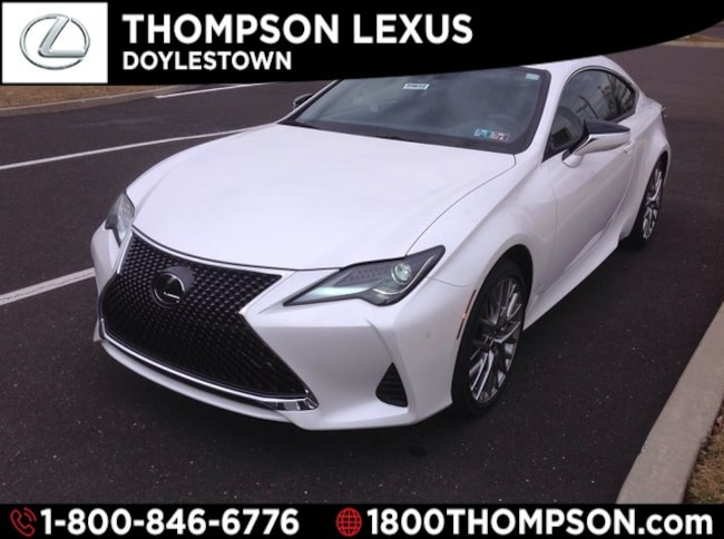 New 2019 LEXUS RC 300 Coupe Doylestown