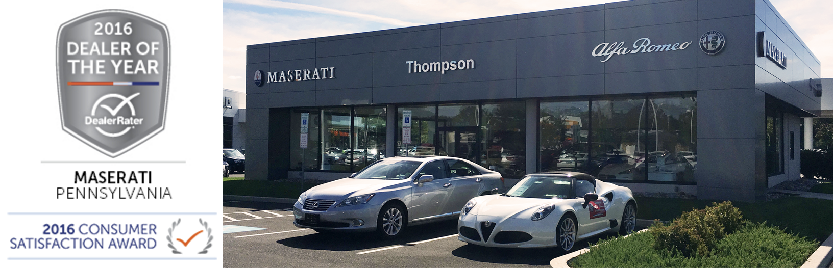 Pennsylvania Maserati Dealership