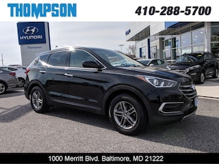 Used 2017 Hyundai Santa Fe Sport 2.4L SUV Baltimore, MD