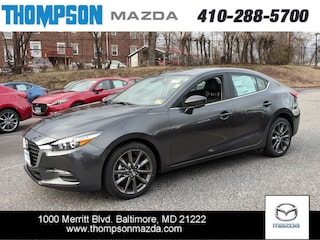New 2018 Mazda Mazda3 Touring Sedan Baltimore, MD