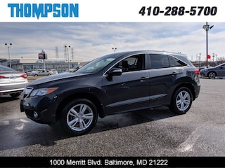 Used 2015 Acura RDX Base w/Technology Package (A6) SUV Baltimore, MD