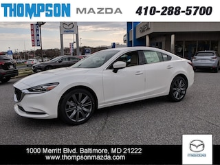 New 2018 Mazda Mazda6 Touring Sedan Baltimore, MD