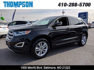 Used 2015 Ford Edge SEL SUV Baltimore, MD