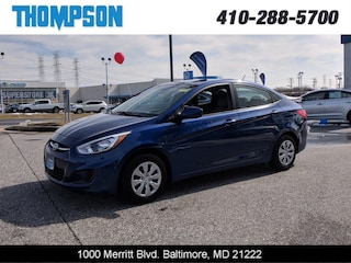 Used 2017 Hyundai Accent SE Sedan Baltimore, MD