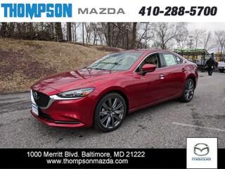 New 2018 Mazda Mazda6 Grand Touring Sedan Baltimore, MD