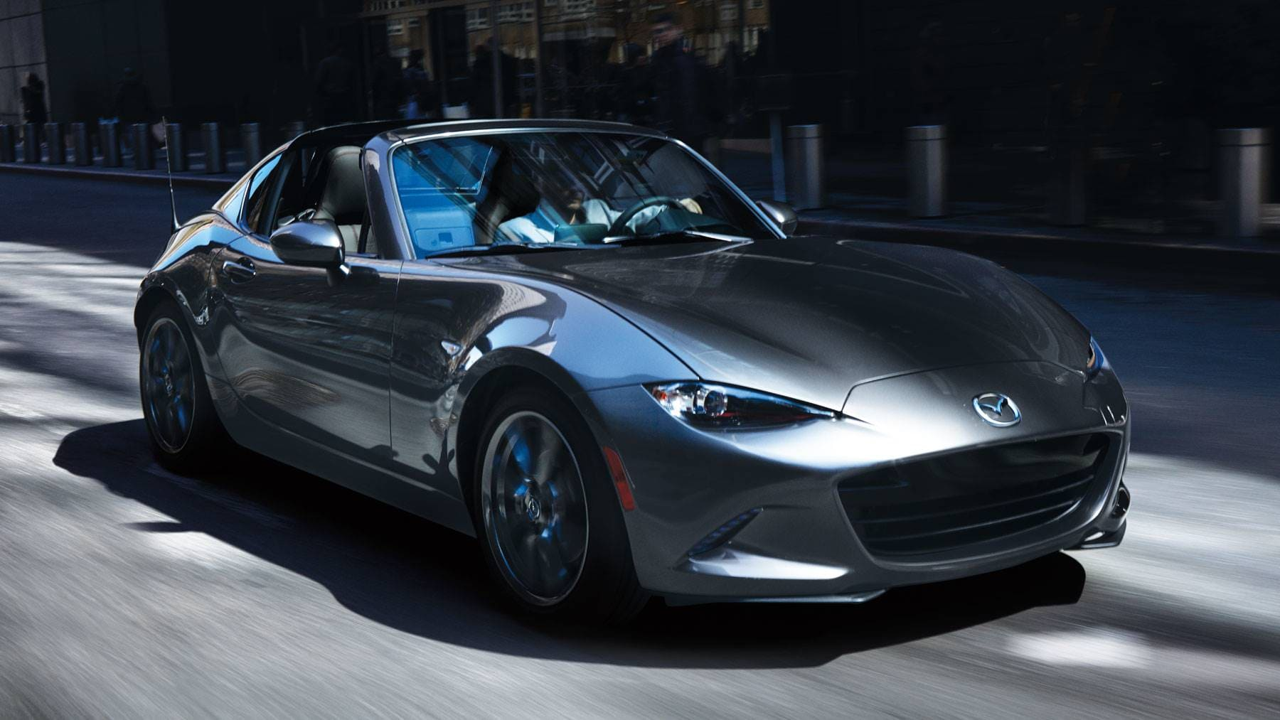 2019 mazda mx 5 miata revealed thompson mazda. Black Bedroom Furniture Sets. Home Design Ideas