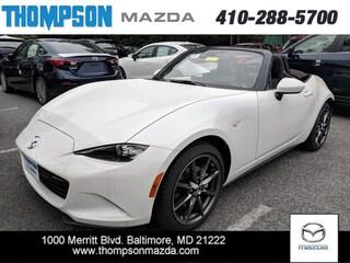 New 2019 Mazda Mazda MX-5 Miata Grand Touring Convertible Baltimore, MD
