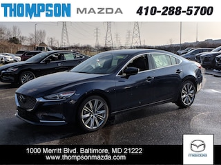 New 2018 Mazda Mazda6 Signature Sedan Baltimore, MD