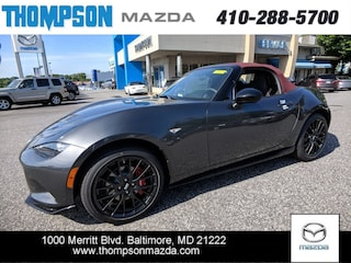 New 2018 Mazda Mazda MX-5 Miata Club Convertible Baltimore, MD