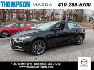 New 2018 Mazda Mazda3 Touring Sedan Baltimore, MD