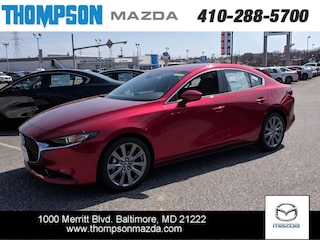 New 2019 Mazda Mazda3 4-Door w/Preferred Pkg Baltimore, MD