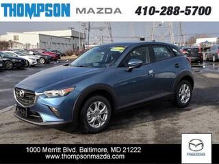 New 2019 Mazda Mazda CX-3 Sport SUV Baltimore, MD