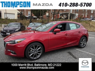 New 2018 Mazda Mazda3 Grand Touring Hatchback Baltimore, MD