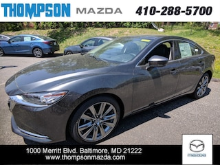 New 2018 Mazda Mazda6 Grand Touring Reserve Sedan Baltimore, MD