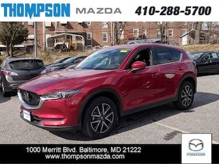 New 2018 Mazda Mazda CX-5 Grand Touring SUV Baltimore, MD