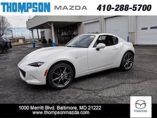 New 2019 Mazda Mazda MX-5 Miata RF Grand Touring Coupe Baltimore, MD