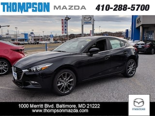 New 2018 Mazda Mazda3 Touring Hatchback Baltimore, MD