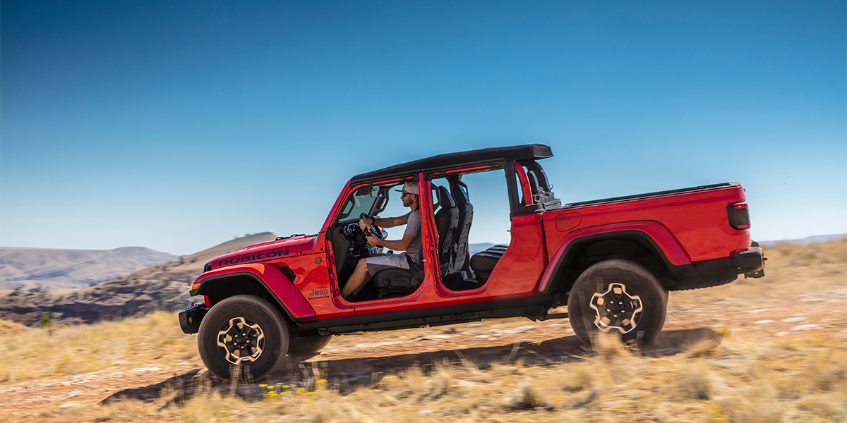 2020 Jeep Gladiator Are You Ready For It