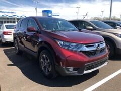 New 2019 Honda CR-V EX SUV 7FARW2H55KE012445 for sale in Terre Haute at Thompson's Honda