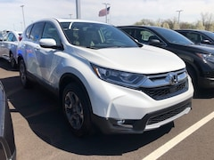 New 2019 Honda CR-V EX SUV 7FARW2H53KE012363 for sale in Terre Haute at Thompson's Honda