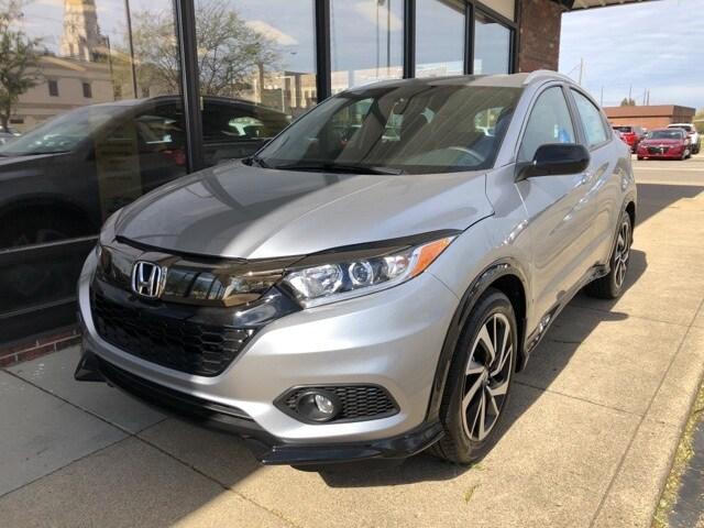 New 2019 Honda Hr V Sport For Salelease In Terre Haute In Vin
