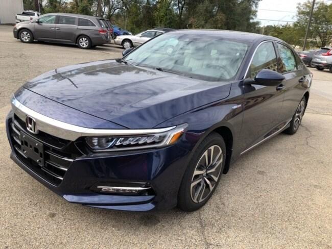 New 2018 Honda Accord Hybrid EX-L Sedan For Sale/Lease Terre Haute, IN