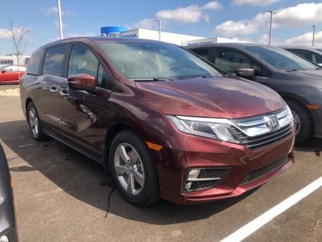 New 2019 Honda Odyssey EX-L Van For Sale/Lease Terre Haute, IN