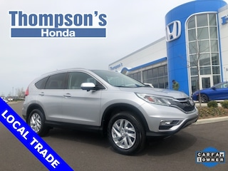 Used 2015 Honda CR-V EX-L AWD SUV for sale in Terre Haute at Thompson's Honda