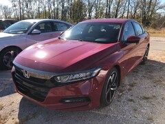 New 2019 Honda Accord Sport Sedan 1HGCV1F31KA001582 for sale in Terre Haute at Thompson's Honda
