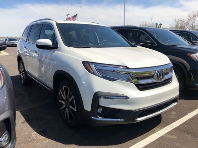 New 2019 Honda Pilot Touring SUV For Sale/Lease Terre Haute, IN
