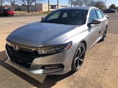 New 2019 Honda Accord Sport Sedan 1HGCV1F37KA007032 for sale in Terre Haute at Thompson's Honda