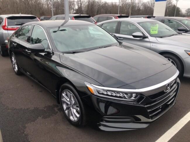 New 2019 Honda Accord LX Sedan For Sale/Lease Terre Haute, IN