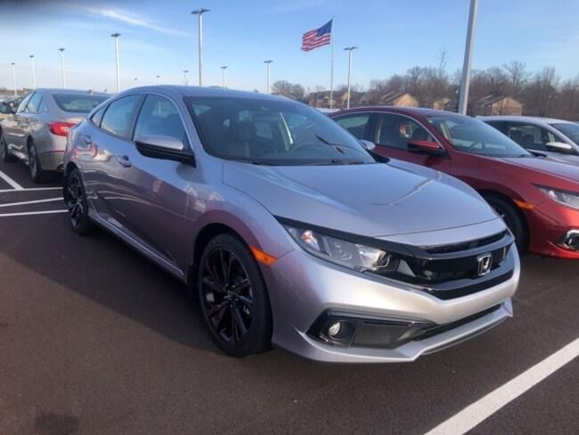 New 2019 Honda Civic Sport Sedan For Sale/Lease Terre Haute, IN