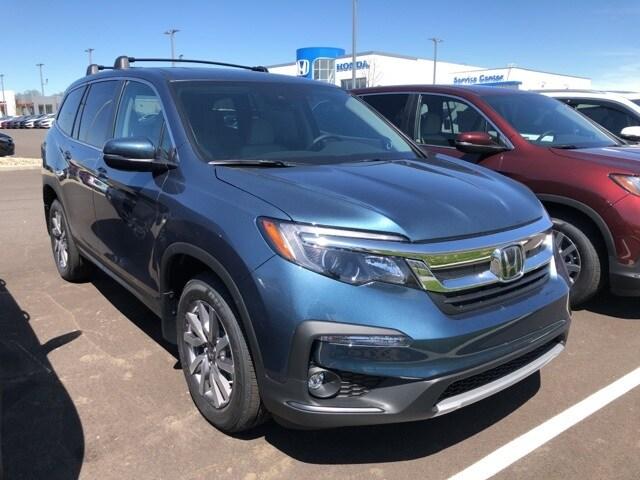 New 2019 Honda Pilot EX-L RES & NAV For Sale/Lease in Terre Haute