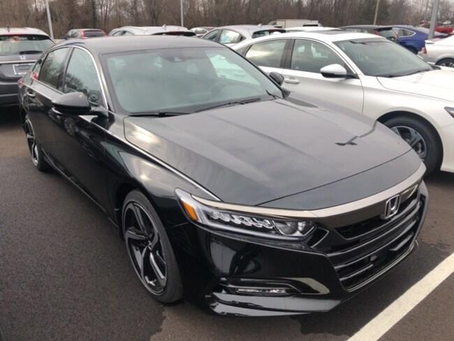 New 2019 Honda Accord Sport Sedan For Sale/Lease Terre Haute, IN
