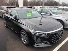 New 2019 Honda Accord EX Sedan 1HGCV1F47KA002793 for sale in Terre Haute at Thompson's Honda