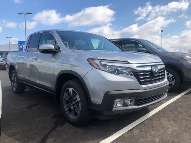 2019 Honda Ridgeline Truck Crew Cab