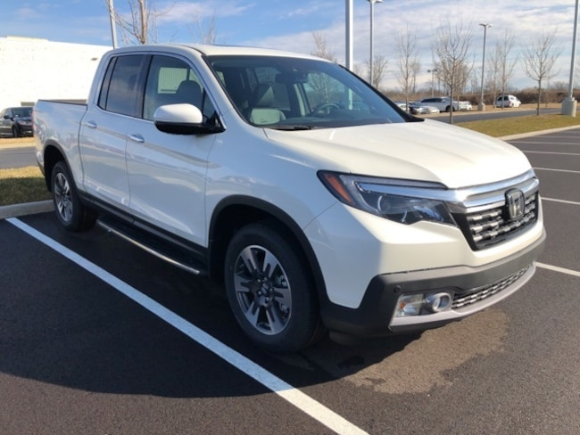 New 2019 Honda Ridgeline RTL-E Truck Crew Cab For Sale/Lease Terre Haute, IN