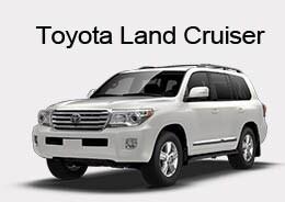 Toyota Land Cruiser Scheduled Maintenance | Thompson Toyota