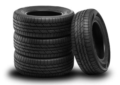 Buy 3 Tires & Get the Fourth for $1
