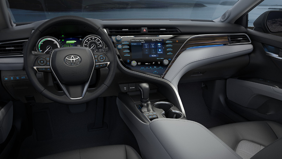 2018 Toyota Camry Safety and Technology