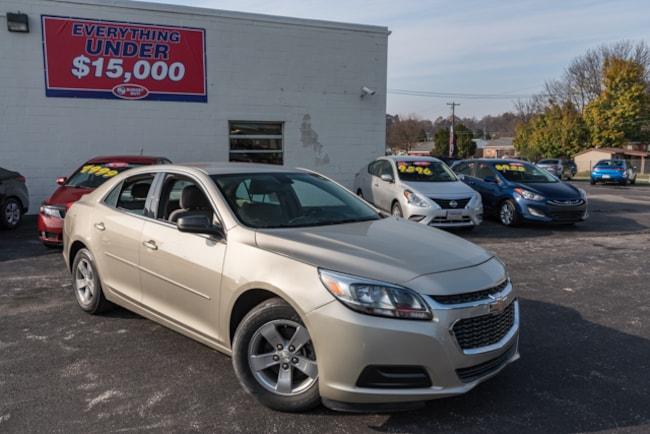 Used 2014 Chevrolet Malibu LS w/1LS Sedan For Sale near  near Manchester, Dover, York, Red Lion, Middletown, East York, Lancaster.
