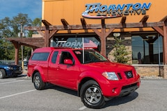 2010 Nissan Frontier PRO-4X Truck King Cab
