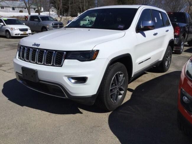 2018 Jeep Grand Cherokee Limited 4x4 SUV