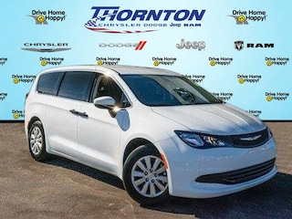 New 2018 Chrysler Pacifica L Passenger Van For Sale Red Lion PA