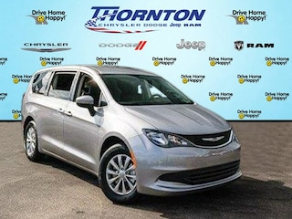New 2018 Chrysler Pacifica LX Passenger Van For Sale Red Lion PA